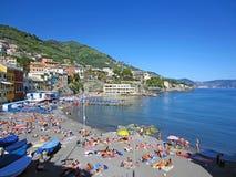 Bogliasco, Italy Royalty Free Stock Photo