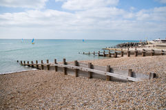 Bognor Regis Beach Stock Images