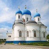 Bogolyubsky sobor in Bogolyubovo Stock Images