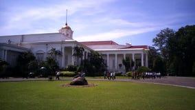 Bogor Istana Στοκ εικόνες με δικαίωμα ελεύθερης χρήσης