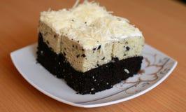 Bogor Layered Taro Cake Stock Images