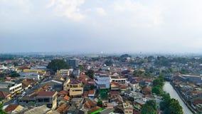 Bogor stad i Indonesien royaltyfri foto