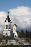 Bogoroditse-Rozhdestvensky male monastery. Vladimir, Russia Stock Photos