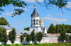 Bogoroditse-Rozhdestvensky male monastery, Vladimir, Russia Stock Images