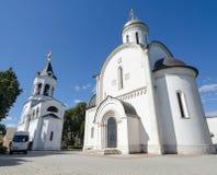 Bogoroditse-Rozhdestvensky monastery, Vladimir, Russia Stock Photography