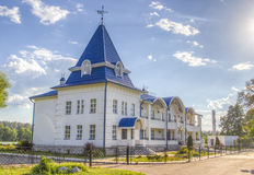 Bogoroditsky monastery male Raifa Kazan Russia Royalty Free Stock Images