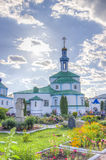 Bogoroditsky monastery male Raifa Kazan Russia Royalty Free Stock Photos