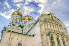Bogoroditsky monastery male Raifa Kazan Russia Royalty Free Stock Photography