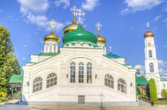 Bogoroditsky monastery male Raifa Kazan Russia Stock Photo