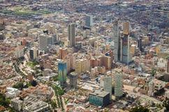 Bogotá Colômbia Fotografia de Stock