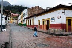 Bogotá - La Candelaria Imagen de archivo