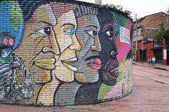 Bogotá - La Candelaria Fotografía de archivo libre de regalías