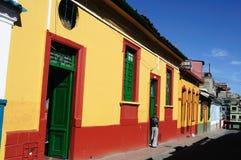 Bogotá - La Candelaria Fotografía de archivo
