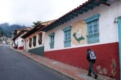 Bogotá - La Candelaria Imagens de Stock Royalty Free