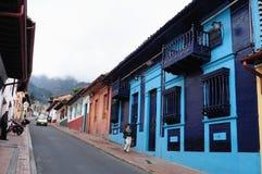 Bogotá - La Candelaria Fotos de Stock Royalty Free