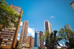 bogota Колумбия Стоковое Изображение RF