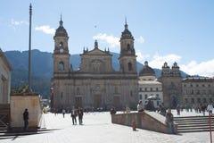 Bogota Cathedral Royalty Free Stock Photo