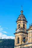 Bogota Cathedral Spire Royalty Free Stock Photos