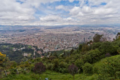 Bogota Colombia Royalty Free Stock Photography