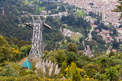 Bogota Colombia Royalty Free Stock Images