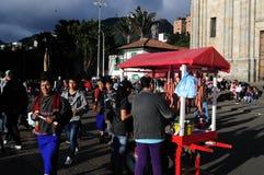 Bogota - Colombia Stock Photo