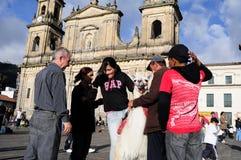 Bogota - Colombia Royalty Free Stock Photos