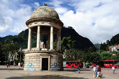 Bogota- Colombia Royalty Free Stock Photos