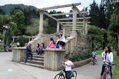 Bogota- Colombia Stock Photo