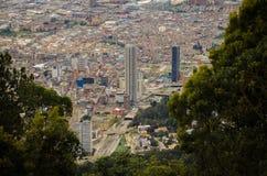 Bogota Colombia stock fotografie