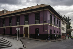 Bogota, Colombia Stock Image