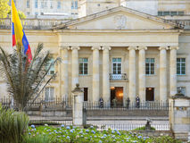 The President House of Colombia Stock Photos