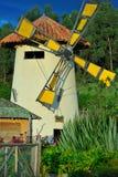 bogota colombia windmill arkivfoto