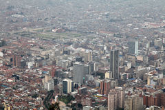 Bogota. A great view from the capital of colombia, bogot Stock Photo