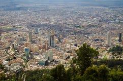 Bogota Kolumbien lizenzfreies stockbild