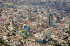 Bogota Kolumbien stockfotografie