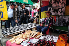 Bogota - la Colombia Immagini Stock