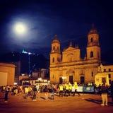 Bogota royalty free stock photography