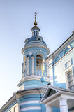 Bogoyavlenskaya Chirch in Gonchary. Stock Photos