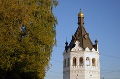 Bogoyavlensko-Anastasiin (Epiphany) Monastery Stock Images