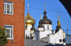 Bogoyavlensko-Anastasiin (Epiphany) Monastery Stock Photography