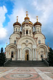 Bogoyavlensky cathedral. Stock Photography
