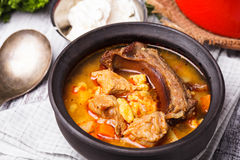 Bogracs goulash Stock Photography