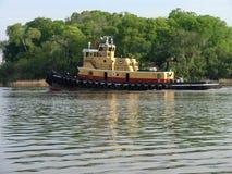bogserbåt 3 Fotografering för Bildbyråer