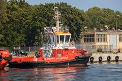 bogserbåt Royaltyfri Fotografi