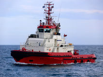 bogserbåt a1 royaltyfri foto