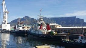 bogserbåtar Arkivfoto