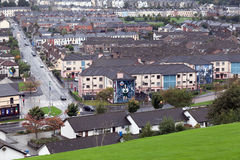 Bogside, Londonderry Stock Images