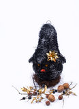 Bogy 2. Christmas bogy lucky and fair weather Royalty Free Stock Photos