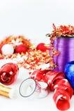 Bohémien à Noël Photographie stock libre de droits