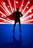 bohater Zdjęcie Royalty Free